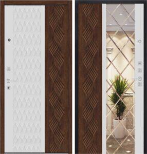 Стальная дверь Тоскано
