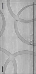 Стальная дверь Эссен 4